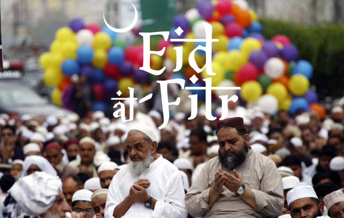 Eid Al Fitr: A Celebration after Ramadan