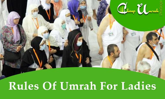 Umrah for Ladies